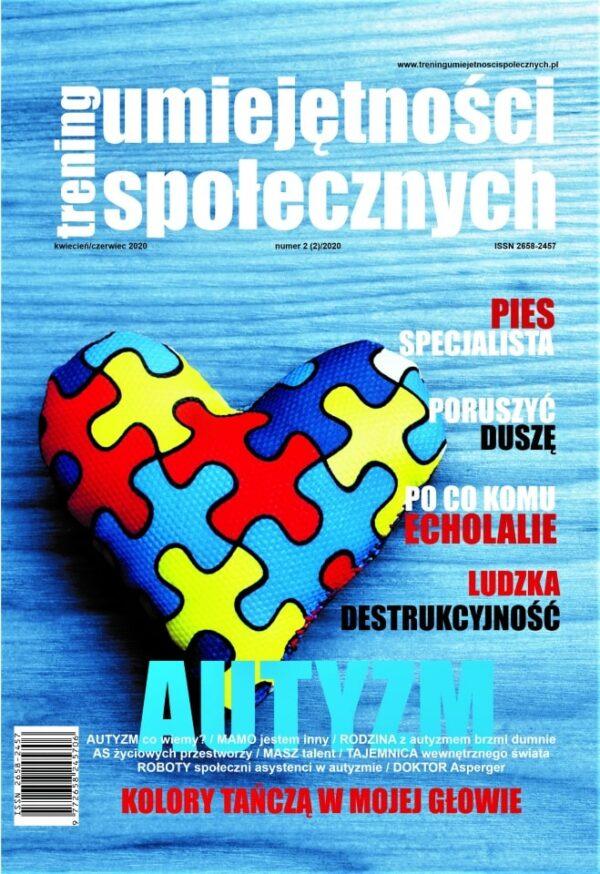 """""""Trening umiejętności społecznych"""" KWIECIEŃ/CZERWIEC 2020"""